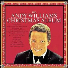 the andy williams christmas album by andy williams cd aug 2004 columbia - Best Christmas Cds