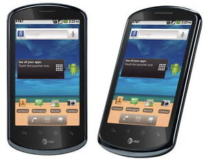 New Huawei Impulse 4G - Black (AT&T) Android Smartphone WiFi GPS Touchscreen