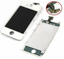For iPhone 4S White New Replacement LCD Display & Digitizer Touch Screen UK