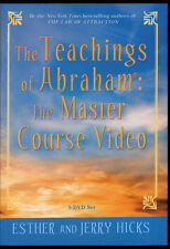 Abraham-Hicks Esther 5 DVD The Teachings of Abraham: Master Course Set - NEW