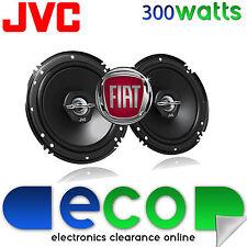 Fiat Scudo 1995-2006 JVC 16cm 6.5 Inch 300 Watts 2 Way Front Door Car Speakers