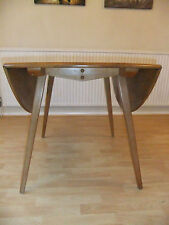 Ercol Wooden Kitchen & Dining Tables with Drop Leaf