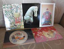 Victoria & Albert - V & A MUSEUM Postcards - Set of Ten - Asian Theme