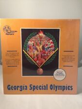 """Vintage Georgia Special Olympics Fundraising Puzzle  500+ Pieces 18""""x24"""" Sealed"""