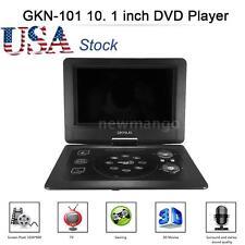 10.1 inch Portable Dvd Player Swivel Tft Screen 3D Tv, Radio, Game Sd Usb Av Cd