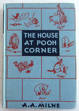 THE HOUSE AT POOH CORNER A A Milne Ernest H Shepard Winnie Vintage Book 1956