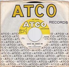 "The Coasters ""Wake Me, Shake Me"" & ""Stewball"" 1960 R&B NM Condition"