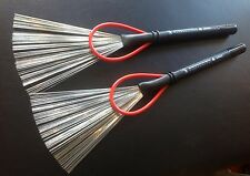 "Headhunters Drumsticks ""Dream Catchers Wired"" Brushes"
