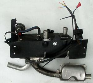 Narrowboat, Motorhome, Eberspacher D5WZ Hydronic diesel water heater
