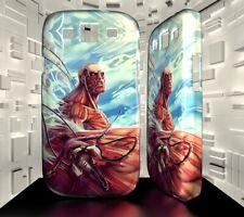 Coque générique compatible Galaxy S3 L'Attaque des Titans Colossal Titan 25