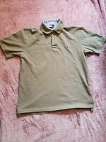 Tommy Hilfiger Polo Shirt Men's Lg