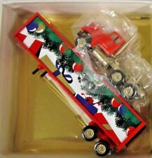 1995 Winross Christmas Tree Gifts Tractor Trailer Semi Truck Die Cast 1:64 w Box