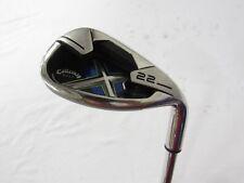Used RH Callaway X-22 Sand S Wedge Steel Uni Flex U-Flex X22 X 22