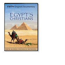 EGYPT'S CHRISTIANS -AN EWTN SHOT ON LOCATION DVD