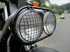 NEW Set Headlight Cover WIRE MESH Honda BIG RUCKUS Scooter head light PS250