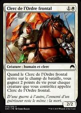 MTG Magic ORI FOIL - Cleric of the Forward Order/Clerc de l'Ordre..., French/VF