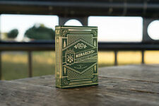 Green Monarch Playing cards Deck Brand new Sealed