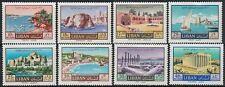 Libanon Lebanon 1967 ** Mi.1002/09 Tourismus Tourism Landschaft [st1159]