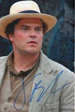 """Jack Black """"King Kong"""" Autogramm signed 20x30 cm Bild"""