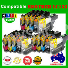15x Ink Cartridge LC133XL LC131XL LC 133 For Brother MFC-J6920DW J6720DW J870DW