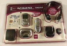 Myfi Delphi Value Pack SA10174-11P1 XM Radio On the Go New Sealed