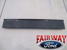 15 thru 18 F-150 OEM Genuine Ford Carbon Fiber SVT RAPTOR Dash Panel Trim Plate