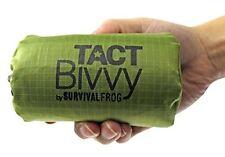 Emergency Sleeping Bag Waterproof Bivy Sack Thermal Reflective Material with Bag