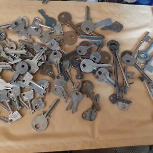 Bag Of Keys Job Lot New And Old × 50 ++