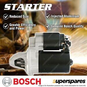 Bosch Starter Motor for BMW 316i 318i 320 323 325 330CI 330i E30 E36 E46 Petrol