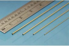 ALBION ALLOYS MBT20 Laiton – Micro Brass Tube 2.0mm OD x 0.1mm WT x 305mm L 3p