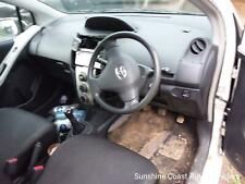 2008 TOYOTA YARIS CENTRE CONSOLE 5 [mvr:speed] Manual  MANUAL T/M TYPE, NCP9#, 1