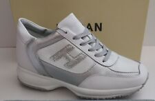 Hogan Women's Sneakers Shoes Size 4UK/EU37 RRP £215