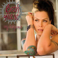 Beth Hart My California LP Album RE Vinyl Schallplatte 163554