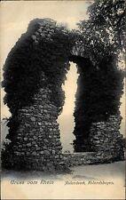 1906 Gruss v.d. Rhein Dampfer Fahrt nach Remagen 1906 Sonder-AK nach Gardelegen