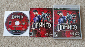 Shadows of the Damned Sony PlayStation 3 PS3 - Complete CIB - Rare