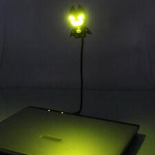 Flexible Batman LED USB Night Light Mini Lamp for Laptop PC Notebook Gift