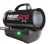 HS35CLP Heat Star Rechargeable Forced Air Propane Heaters, 35,000 Btu/H, F143900