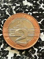 2006 Nigeria 2 Naira (4 Available) High Grade! Beautiful! (1 Coin Only)