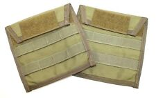 Eagle Allied Industries SFLCS Khaki Tan Side Armor Plate Pocket Pouches