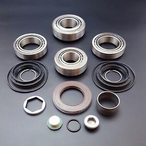 BMW E46 M3 differential rebuild kit bearings seals size 210 LSD diff S54 M5 Z4M