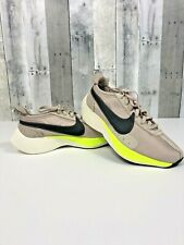 Nike Men's Moon Racer Sneakers Size 11 Includes Backpack No Box Black Neon