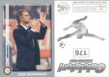 CALCIATORI PANINI 2008-09 -Figurina-sticker N.176-INTER-JOSE' MOURINHO*NEW