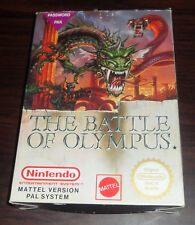 Nintendo NES. The Battle of Olympus. CIB (PAL AUS/ITA/GBR)