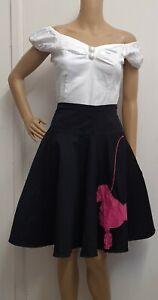 Amazing poodle skirt size 10-12 😍