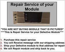 """WB07X10972 JVM2070SK02 JVM2070SH0 """"REPAIR SERVICE"""" GE MICROWAVE CONTROL PANEL"""