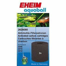 Filtro Eheim Aquaball De Espuma De Carbono x2 2628080