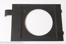 """Filter Holder Part 4 5/8"""" x 5 7/8"""" Slider with 3 3/8"""" Opening - Metal - USED D20"""