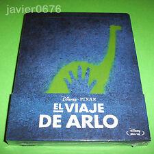 EL VIAJE DE ARLO DISNEY PIXAR BLU-RAY NUEVO Y PRECINTADO STEELBOOK