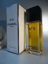 CHANEL Gift Wrap No5 50ml EDT Pre Reformulation 2010 New in Box & Astonishing