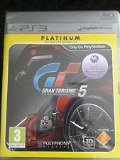 Gran Turismo 5 Ps3 Sony PlayStation 3 UK Postage